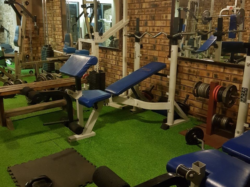 Gym at RenGwe